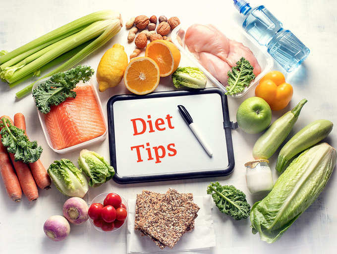 7 healthy diet tips